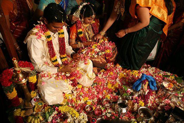 インドの婚礼 and ケララ州