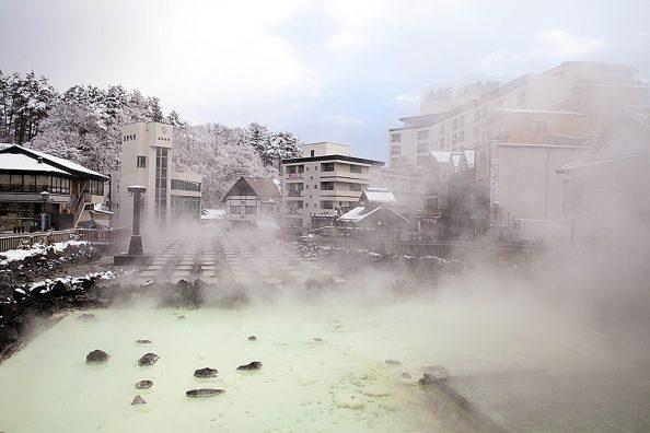 ここは日本のダラムサラ、上州・草津の湯