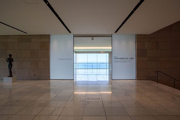 熱海 MOA美術館へ