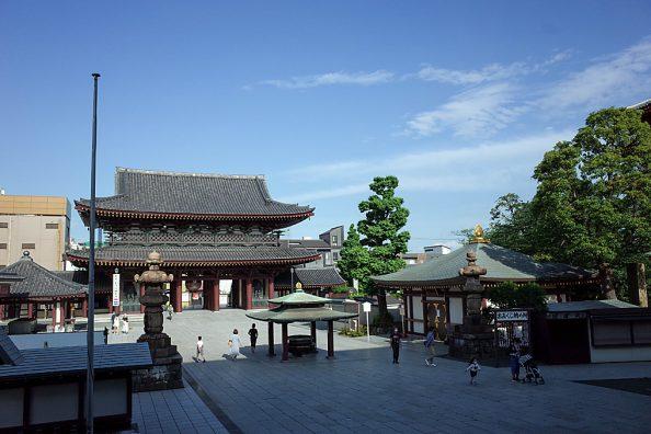 池上本門寺、川崎大師