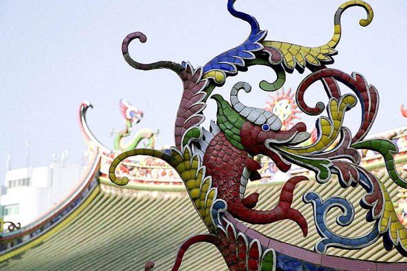 竜岩・中国 2003